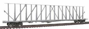 Atlas 73 Center Partition Car - Assembled - Undecorated HO Scale Model Train Feight Car #20000503
