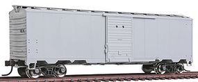 Atlas 1932 ARA 40 Steel Boxcar Undecorated Style #6 HO Scale Model Train Feight Car #20000914