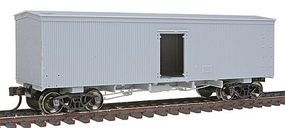 Atlas 36 Wood Reefer Body Style #1 Undecorated HO Scale Model Train Freight Car #20001678