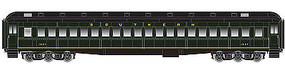 Atlas Heavyweight Single-Window Coach Southern Railway HO Scale Model Train Passenger Car #20001703