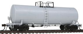 Atlas 17,600-Gallon Corn Syrup Tank Car Undecorated HO Scale Model Train Freight Car #20001795