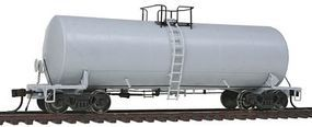 Atlas 17,600-Gallon Corn Syrup Tank Car Undecorated HO Scale Model Train Freight Car #20001796