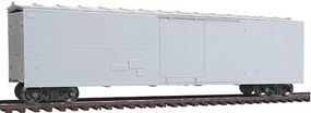 Atlas GARX Insulated 50 Boxcar (Reefer) Undecorated HO Scale Model Train Freight Car #20001798
