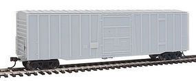 Atlas 50 Plug Door Boxcar Undecorated NSC 5111 HO Scale Model Train Freight Car #20002670