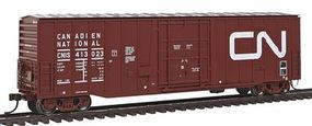 Atlas 5277 Plug-Door Boxcar Canadian National HO Scale Model Train Freight Car #20002678