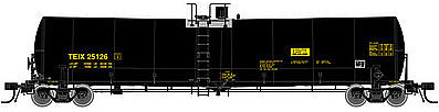 Atlas 25,500-Gallon Tank Car Transportation Equipment TE HO Scale Model Train Freight Car #20002789