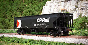 Atlas 70-Ton Hart Ballast Car Canadian Pacific #360753 HO Scale Model Train Freight Car #20002823
