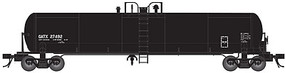 Atlas 20,700 gallon Tank Car GATX #27496 HO Scale Model Train Freight Car #20003517