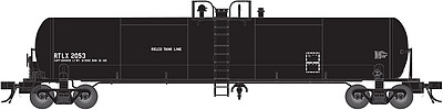 Atlas 20,700 Gallon Tank Car Relco #2048 HO Scale Model Train Freight Car #20003523