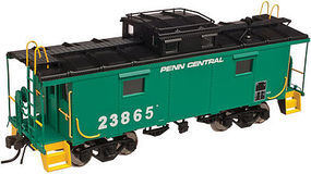 Atlas NE-6 Caboose Penn Central 19802 HO Scale Model Train Freight Car #20003608
