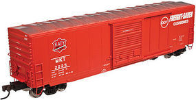 ACF 50' Boxcar Missouri Kansas Texas #2022 HO Scale Model Train Freight Car #20003657