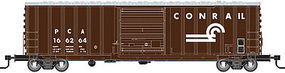 Atlas ACF 50 Boxcar Conrail #166671 HO Scale Model Train Freight Car #20003662
