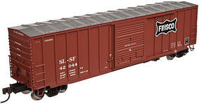 Atlas ACF 50 Boxcar SLSF #42040 HO Scale Model Train Freight Car #20003667