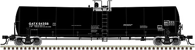 Atlas Trinity 25,500-Gallon Tank Car GATX #54355 HO Scale Model Train Freight Car #20003825