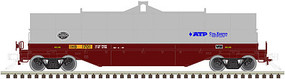 Atlas Ho 42COIL STEEL CAR IHB 1744