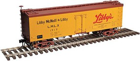 Atlas Ho 36WOOD REEFER LIBBYS 1711