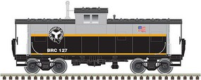 Atlas Ho EV CABOOSE BR of Chicag 127