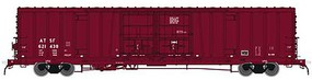 Atlas BX-166 Box Car,SF #621588