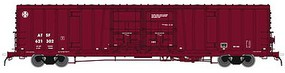 Atlas BX-166 Box Car,SF #621302