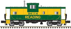 Atlas Ext Vis Caboose Reading
