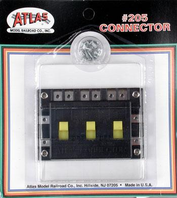 Atlas Connector -- Model Train Track Accessory -- #205