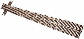 Atlas Code 55 #10 Left Turnout N Scale Nickel Silver Model Train Track #2054