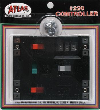 atlas controller model railroad electrical accessory 220. Black Bedroom Furniture Sets. Home Design Ideas