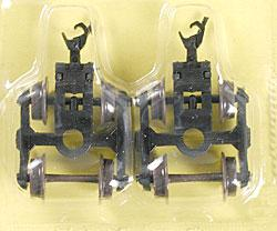 Atlas (bulk of 12) 70T RB Trucks w/AccuMate Couplers (2) N Scale Model Train Coupler #22056