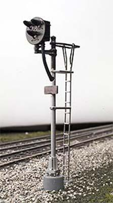 Atlas Type G Single Target All-In-One Kit (w/PCB) -- HO Scale Model Railroad Operating Accessory -- #236