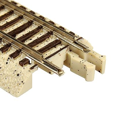 Atlas (bulk of 8) True-Track Roadbed Rail Joiners (24) -- N Scale Nickel Silver Model Train Track -- #2490