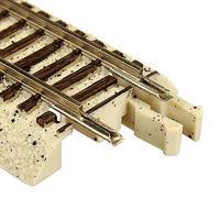 Atlas True-Track Roadbed Rail Joiners (24) N Scale Nickel Silver Model Train Track #2490