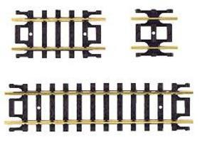 Atlas Code 80 Straight Track Assortment (10) N Scale Nickel Silver Model Train Track #2509