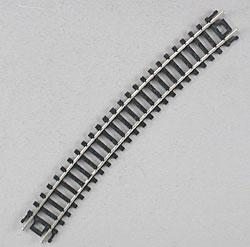 Atlas Code 80 19 Radius (6) -- N Scale Nickel Silver Model Train Track -- #2526
