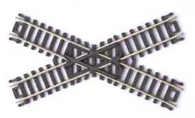 Atlas Code 80 45 Degree Crossing N Scale Nickel Silver Model Train Track #2567
