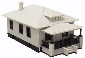 Atlas Barbs Bungalow Kit N Scale Model Railroad Building #2846