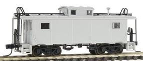 Atlas NE-6 Caboose NKP Style Undecorated N Scale Model Train Freight Car #33401