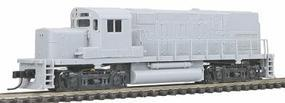 Atlas Alco C420 Ph2B Undecorated Low Nose N Scale Model Train Diesel Locomotive #40000005
