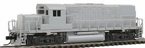 Atlas Alco C420 Phase 2B Low Nose w/DCC Undecorated N Scale Model Train Diesel Locomotive #40000104