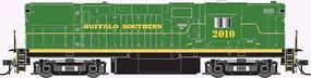 Atlas Alco C420 Phase I High Nose Buffalo Southern N Scale Model Train Diesel Locomotive #40000352