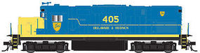 Atlas Alco C420 Phase I Low Nose Delaware & Hudson N Scale Model Train Diesel Locomotive #40000362