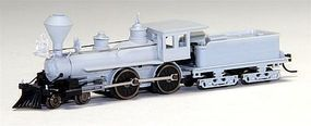 Atlas 4-4-0 American - Standard DC Undecorated N Scale Model Train Steam Locomotive #40000464