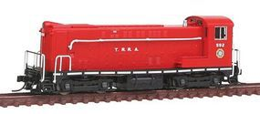 Atlas Baldwin VO1000 TRRA of St. Louis #592 N Scale Model Train Diesel Locomotive #40000562