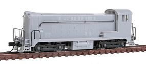 Atlas Baldwin VO1000 No Step Guard Undecorated N Scale Model Train Diesel Locomotive #40000602