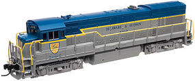 Atlas U23B Delaware & Hudson 2309 N Scale Model Train Diesel Locomotive #40000655