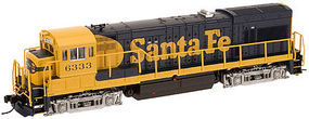 Atlas GE U23B Low Nose Santa Fe #6342 N Scale Model Train Diesel Locomotive #40000668