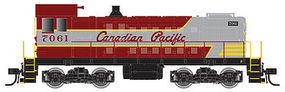 Atlas Alco S2 LokSound & DCC Canadian Pacific #7091 N Scale Model Train Diesel Locomotive #40000717