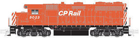 Atlas EMD GP35 Phase Ib Canadian Pacific #5024 N Scale Model Train Diesel Locomotive #40000739