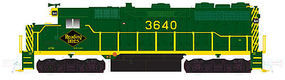 Atlas EMD GP35 Phase Ib Reading #3640 N Scale Model Train Diesel Locomotive #40000746