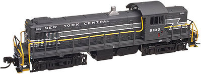 Atlas Alco RS1 Classic - New York Central #8100 -- N Scale Model Train Diesel Locomotive -- #40001777