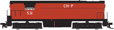 Atlas FM H16-44 Late Body Chihuahua al Pacifico #526 -- N Scale Model Train Diesel Locomotive -- #40001870